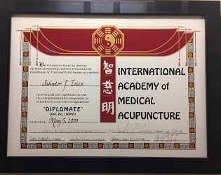 International Academy of Medical Acupuncture
